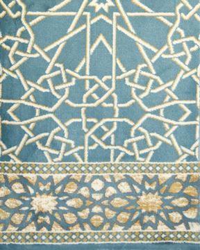 صورة لالزهراء بلس -ازرق