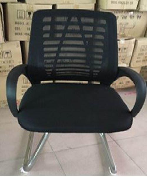 صورة لكرسي ثابت 043-0056 ابيض