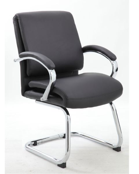 صورة لكرسي ثابت أسود 043-0043