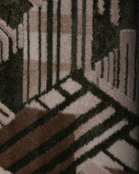 الشامية V243A SH_BEIGE-D.GREEN