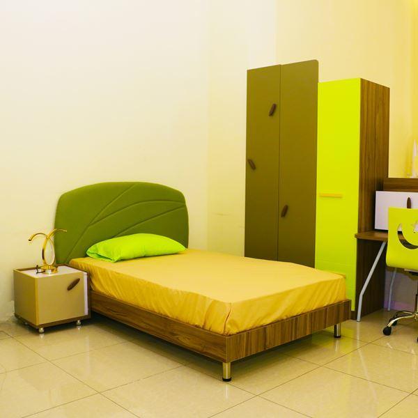 صورة لغرفة نوم اطفال   703-0810 GREEN
