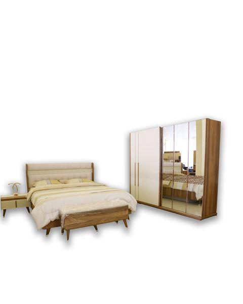 صورة لغرفة نوم مزدوج  703-0780 والنت  ALAÇATI