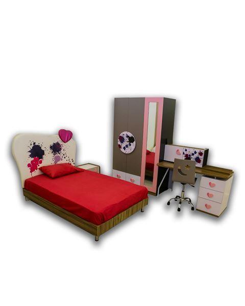 صورة لغرفة نوم اطفال   703-0808 PINK