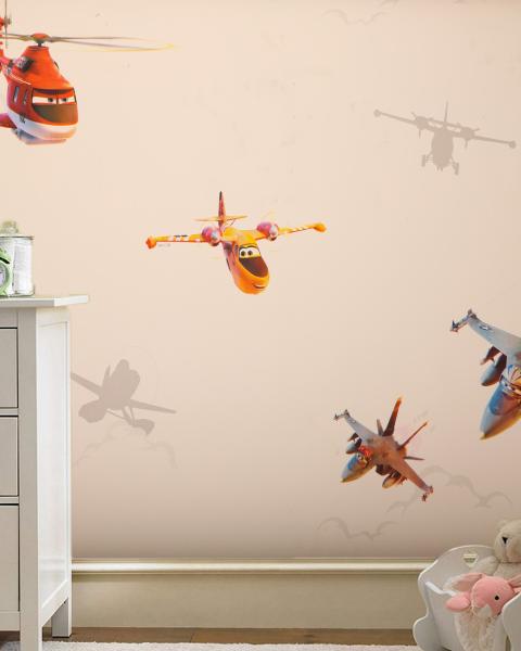 ورق جدران أطفال كوري SHD CREAM 2