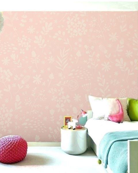 ورق جدران فينيل ROSE / WHITE