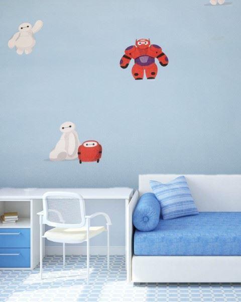 ورق جدران دبلكس BLUE / SAND