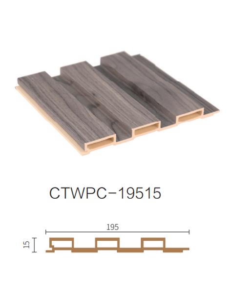 ألواح جدران داخلية بديل خشب .LIGHT.GREY.L2900.W186