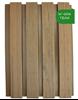 ألواح جدران خارجية بديل خشب .Teak.L2900.W219